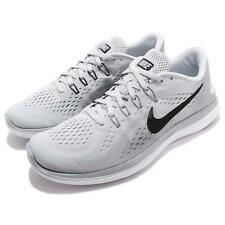 Nike Flex 2017 RN Running Pure Platinum Wolf Grey Men Running Shoes 898457-002
