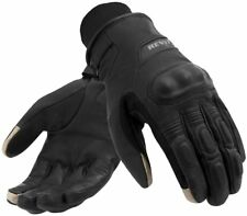 guantes De Motocicleta invierno impermeable Revit Rev'It Boxxer H2O Black