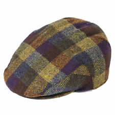 FAILSWORTH Cappelli donegal tweed COPPOLA - PATCHWORK ROSSO
