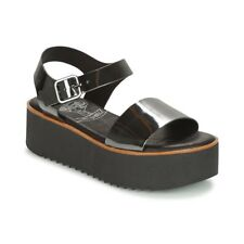 Sandali donna Coolway  DUBY  Nero Cuoio 6864211