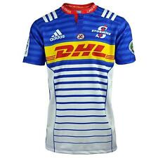 Stormers RUGBY 2015 UOMO ADIDAS MAGLIA partite in casa Maglione 4XL 5XL