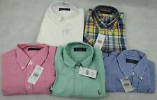 Ralph Lauren Custom Fit Shirt Short sleeve Brand New With Tag