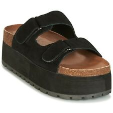 Sandali donna Coolway  BABOO  Nero Cuoio 6864205