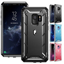 Poetic Revolution Case Heavy Duty Full-Body Rugged For Galaxy Note 9 / S9 Plus