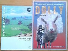 Individual New Perspectives Theatre Company programmes 2000s, programme