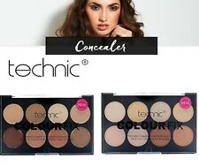 Technic Colour Fix Max Contour Makeup Palette Cream Powder Concealer Kit
