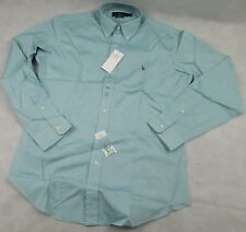 BNWT Polo Ralph Lauren Casual Custom Fit Shirt Brand New With Tag
