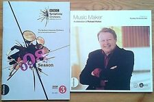 Individual Barbican programmes 2000s Classical Music BBC Symphony Orchestra LSO