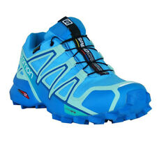 Trail Zapatos running Salomon Speedcross 4 Gtx W ,GORE-TEX,azul/turquesa,400999