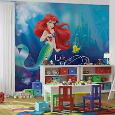 fotomurali Carta da parati TNT Disney Ariel la piccola Sirenetta Little Mermaid