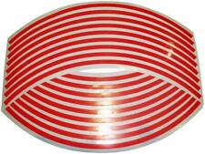 "Reflective Wheel Rim Tape Strips 16 to 18"" Fits All - Various Colours"