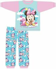 Girls Baby Infants Disney Official Minnie Mouse Pyjamas PJs 6-24 Months New
