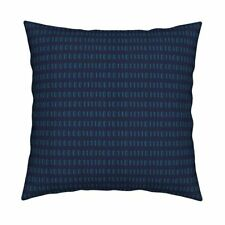 Binary Number Computer Robot Throw Pillow Cover w Optional Insert by Roostery