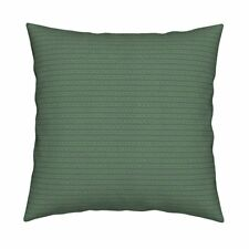Robot Science Binary Code Throw Pillow Cover w Optional Insert by Roostery