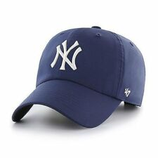 B-REPTN17ZPV-NY, Gorra 47 Brand – Mlb New York Yankees Clean Up Curved V Relax F