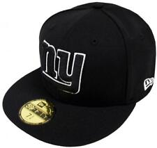 New Era New York Giants Black White 59fifty Fitted Cap Basecap Limited Edition