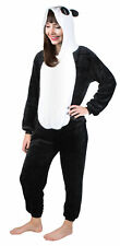 PANDA costume animale TUTE TUTA INTERA CARNEVALE HALLOWEEN S M XL #4546