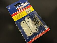Chubb Window Lock 8k100, 1 lock pack with 1 keys for wooden windows. RRP £51.90