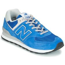 Sneakers   Scarpe donna New Balance  ML574  Blu Cuoio 6686963