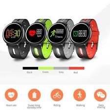 HB08 Bluetooth Smart Watch Fitness Heart Rate Blood Pressure Monitor Wristband