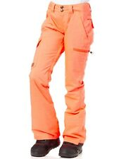 DC Fiery Coral Recruit Womens Snowboarding Pants