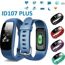 ID107 Plus Smart Bracelet HR Heart Rate Monitor ID107 Plus Wristband Health