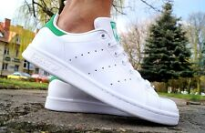 chaussures neuves ADIDAS STAN SMITH DE SPORT Baskets Homme Cuir Blanc M20324
