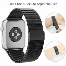 Watch Band for Apple iWatch Milanese loop Mesh Magnetic Watch Strap Series 1/2/3