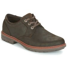 Scarpe uomo Rockport  TOUGH BUCKS PT OX 2  Marrone Cuoio  6014431