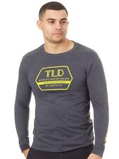 Troy Lee Designs Charcoal Factory Long Sleeved T-Shirt