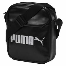 BORSELLO A TRACOLLA Puma 075004 Campus portable pu Bag Cm. (18x21x6) 1,5 Lt.