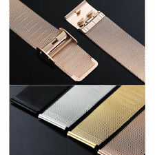 38/42mm Metal Stainless Steel Wrist Band Strap For I Watch Apple Watch