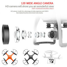 Aircraft Drone Helicopter Voice Control Wide Angle Camera Altitude Hold Control