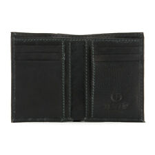 Mens Genuine Leather Two Fold Oregon Wallet by 1642