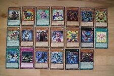 Dimension of Chaos (DOCS) Silver Title Rare Yugioh Cards 1st Edition / Unlimited