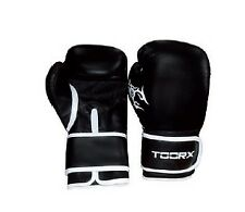 taglia 10 oz. guanti boxe panther in pelle cod.bot-004 toorx