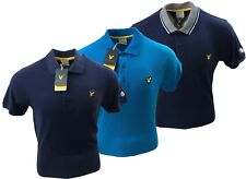 Lyle & Scott Golf Polo Shirt Kelso Tech & Teviot Stripe - LARGE OR XL - RRP£50