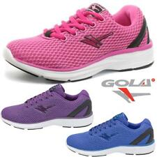 BOYS FOOTBALL TRAINERS GIRLS KIDS GOLA ACTIVE TRAINERS SCHOOL SPORTS SHOES SIZE