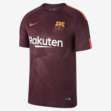 NIKE FC BARCELONA THIRD JERSEY 2017/18.