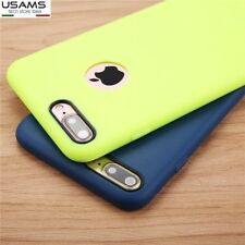 COVER Bumper Custodia ultra sottile Morbida Silicone TPU per iPhone 6-6S;7