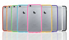 cover Semi RIGIDA custodia BUMPER per APPLE IPHONE NEWTOP® Slim CASE