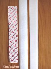VELCRO Hook And Loop Sticky Tape Strips Black Or White Self Adhesive Fastener