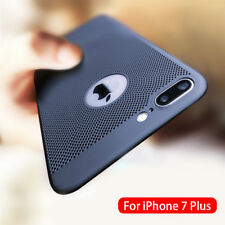 Heat Dissipation Full Cover Phone Case Cover For iPhone 5 5s SE 6 6s 7 Plus 8
