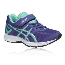 Asics Pre Galaxy 8 PS Junior Purple Cushioned Running Sports Shoes Trainers