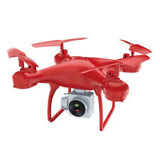 2.4G RC Drone Quadcopter 5.0MP WIFI FPV Cam Altitude Hover 20mins Playing Time