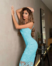 Womens Prom Evening Formal Party Dress Cocktail Backless Maxi Bodycon Dress