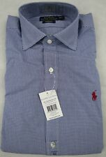 BNWT Polo Ralph Lauren casual semi-formal Fit Shirt Brand New With Tag