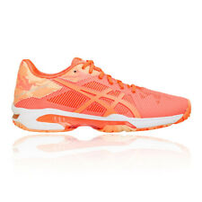 Asics Mujer Gel-solution Speed 3 L.e Tenis Zapatos Naranja Rosa Deporte