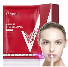 Eaoron Ageless Stem Cell Mask Red Edition Moisturising Face Mask 25ml 5 Pieces