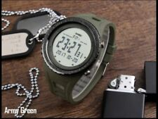 New Military SKMEI Watch Waterproof Sport Quartz Wrist Men Analog Digital Rubber